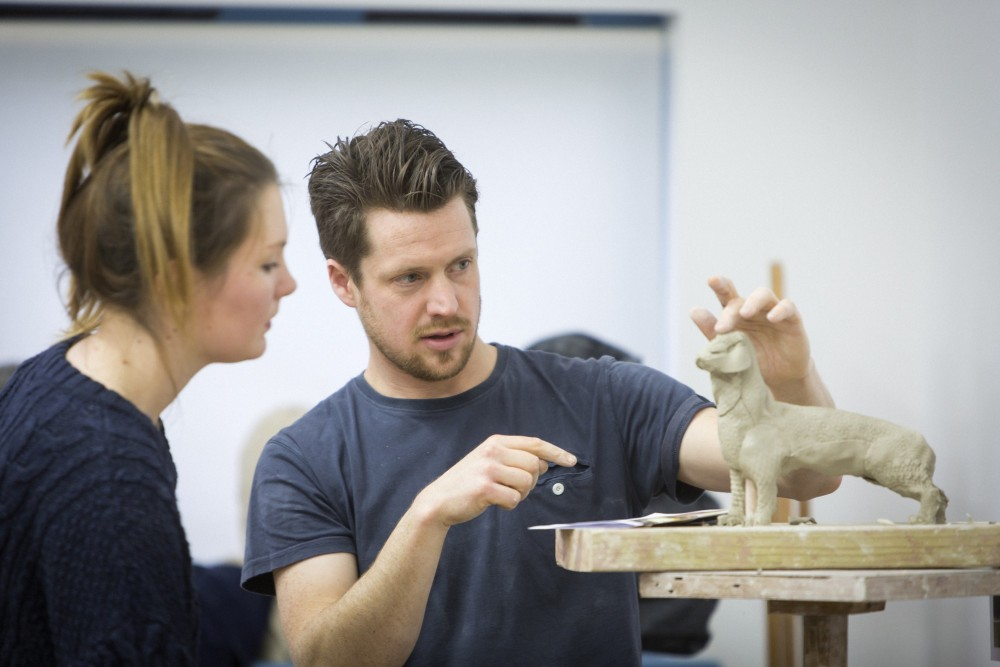 Clay Animals with James Ort, 10th & 11th September