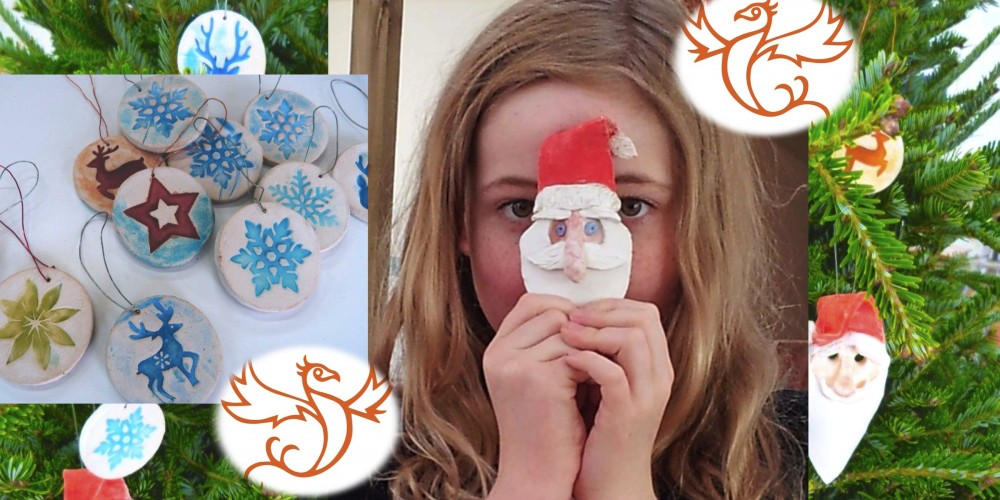 Family Christmas Crafts with James Ort 2nd and 9th December