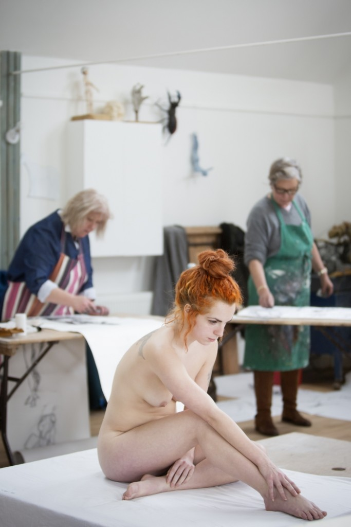 Life Drawing With Sally Fisher Friday 22nd March