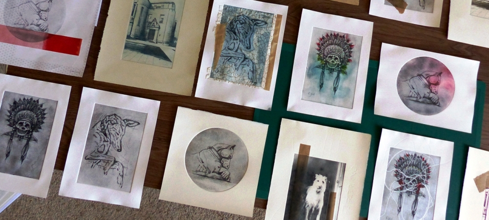 Etching Weekend with Liam Biswell – 16/17 February