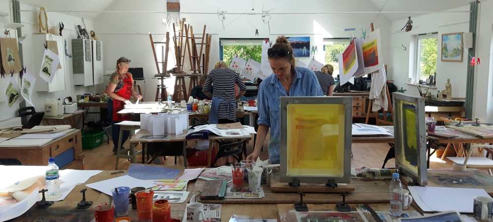 Screen Printing Weekend with Liam Biswell –21/22 September