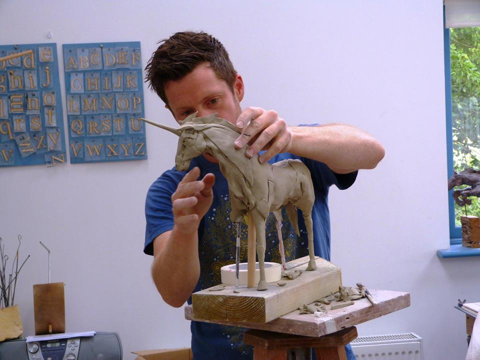 Ceramic Animal Weekends with James Ort - October 10th & 11th