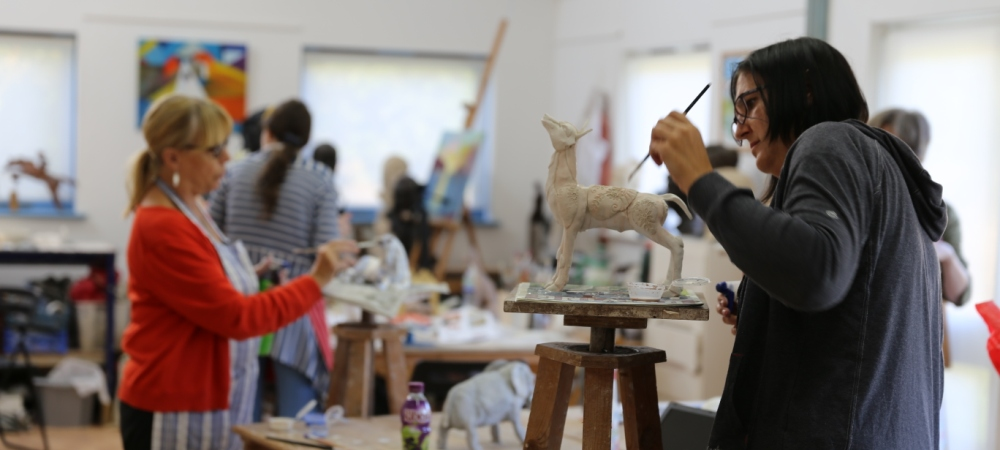 Clay Animal Summer Session (#2) with James Ort, 3rd - 4th August