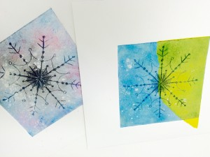 Christmas Printmaking with Liam Biswell - 12 & 13th December 2015