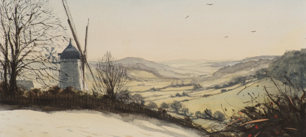 Watercolour Landscapes with George Boyter, 29/30th July
