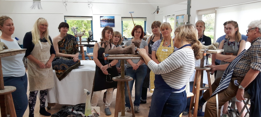 Clay Life Weekend with Karin Ort - 11/12 May 2019