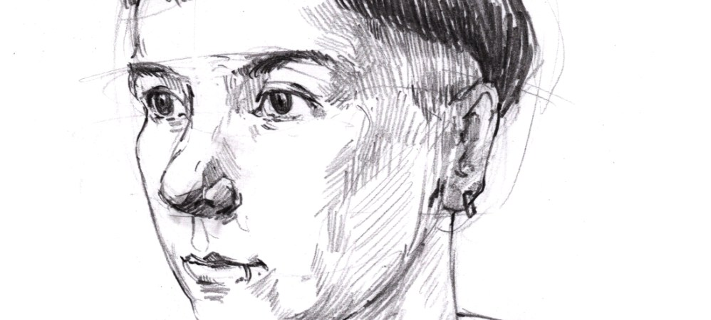Portrait Drawing with Jake Spicer, 14/15 September