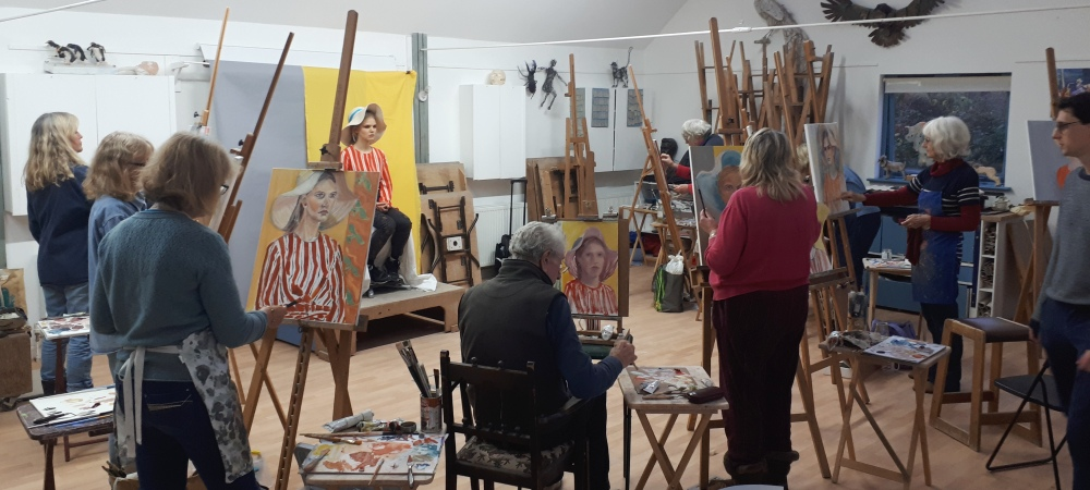 The Expressive Portrait with Oliver Bedeman, 10/11 August
