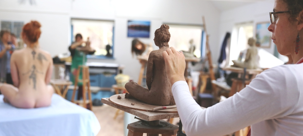 Clay Life Weekend with Karin Ort - 18/19 April